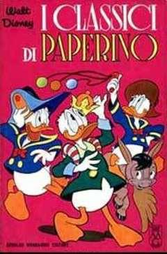 Copertina CLASSICI WALT DISNEY n.11 - I CLASSICI DI PAPERINO, MONDADORI EDITORE