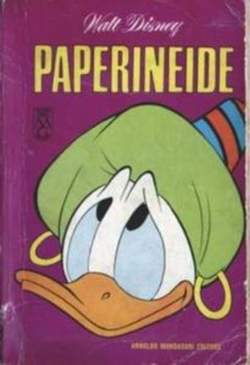 Copertina CLASSICI WALT DISNEY n.20 - PAPERINEIDE, MONDADORI EDITORE