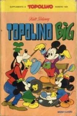 Copertina CLASSICI WALT DISNEY n.62 - TOPOLINO BIG, MONDADORI EDITORE