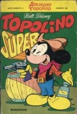 Copertina CLASSICI WALT DISNEY n.69 - TOPOLINO SUPER, MONDADORI EDITORE