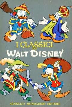 Copertina CLASSICI WALT DISNEY n.1 - I CLASSICI DI WALT DISNEY, MONDADORI EDITORE
