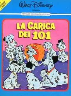 Copertina FILM DISNEY A FUMETTI n.8 - CARICA DEI 101, MONDADORI EDITORE