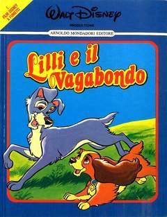 Copertina FILM DISNEY A FUMETTI n.4 - LILLI E IL VAGABONDO, MONDADORI EDITORE