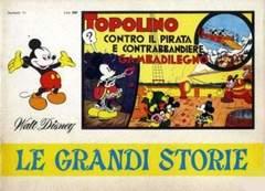 Copertina GRANDI STORIE 1967 n.11 - Topolino contro il pirata e contrabbandiere Gambadilegno, MONDADORI EDITORE