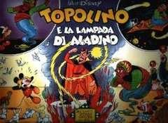 Copertina GRANDI STORIE EDICOLA n.11 - Topolino e la lampada di Aladino, MONDADORI EDITORE