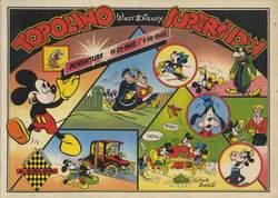 Copertina GRANDI STORIE LIBRERIA n.6 - Topolino Supershow, MONDADORI EDITORE