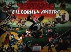 Copertina GRANDI STORIE n.2 - Topolino e il gorilla Spettro, MONDADORI EDITORE
