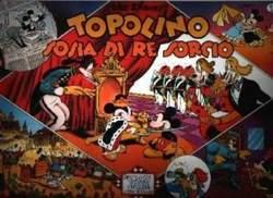 Copertina GRANDI STORIE n.3 - Topolino sosia di re Sorcio, MONDADORI EDITORE