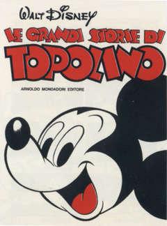 Copertina IO VOLUMONI MONDADORI n.7 - Le grandi storie di Topolino, MONDADORI EDITORE