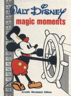 Copertina MAGIC MOMENTS n. - COPIA CON FILMINO, MONDADORI EDITORE