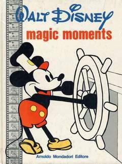 Copertina MAGIC MOMENTS n.1 - COPIA SENZA FILMINO, MONDADORI EDITORE