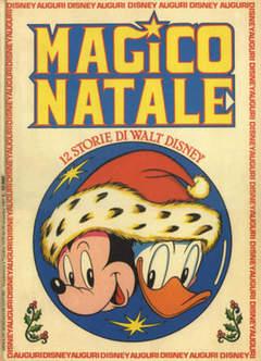 Copertina MAGICO NATALE n.1 - MAGICO NATALE, MONDADORI EDITORE