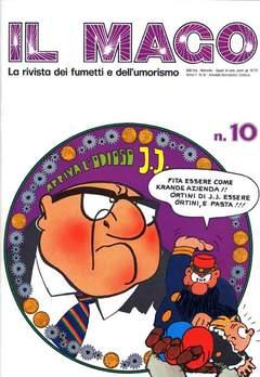 Copertina MAGO n.10 - MAGO                        10, MONDADORI EDITORE