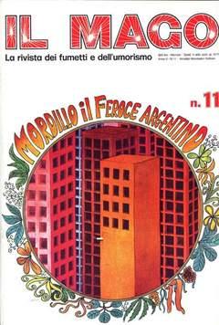 Copertina MAGO n.11 - MAGO                        11, MONDADORI EDITORE