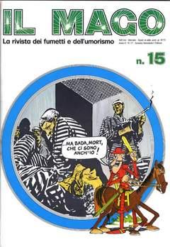 Copertina MAGO n.15 - MAGO                        15, MONDADORI EDITORE