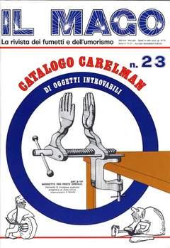 Copertina MAGO n.23 - MAGO                        23, MONDADORI EDITORE