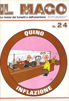 Copertina MAGO n.24 - MAGO                        24, MONDADORI EDITORE