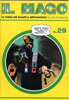 Copertina MAGO n.29 - MAGO                        29, MONDADORI EDITORE