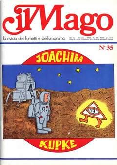 Copertina MAGO n.35 - MAGO                        35, MONDADORI EDITORE