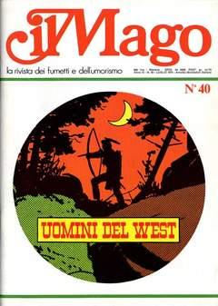 Copertina MAGO n.40 - MAGO                        40, MONDADORI EDITORE