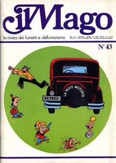 Copertina MAGO n.43 - MAGO                        43, MONDADORI EDITORE