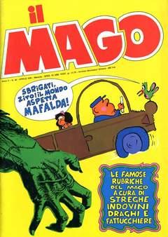 Copertina MAGO n.49 - MAGO                        49, MONDADORI EDITORE