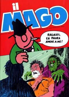 Copertina MAGO n.50 - MAGO                        50, MONDADORI EDITORE