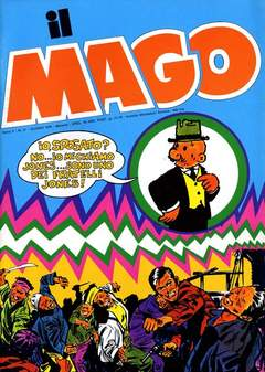 Copertina MAGO n.51 - MAGO                        51, MONDADORI EDITORE