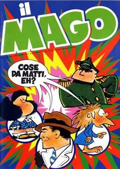 Copertina MAGO n.52 - MAGO                        52, MONDADORI EDITORE