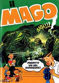 Copertina MAGO n.53 - MAGO                        53, MONDADORI EDITORE