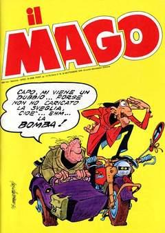 Copertina MAGO n.54 - MAGO                        54, MONDADORI EDITORE