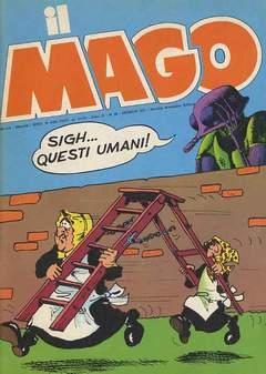 Copertina MAGO n.58 - MAGO                        58, MONDADORI EDITORE