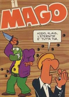 Copertina MAGO n.61 - MAGO                        61, MONDADORI EDITORE
