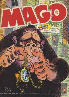 Copertina MAGO n.62 - MAGO                        62, MONDADORI EDITORE