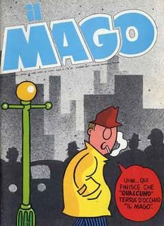 Copertina MAGO n.63 - MAGO                        63, MONDADORI EDITORE