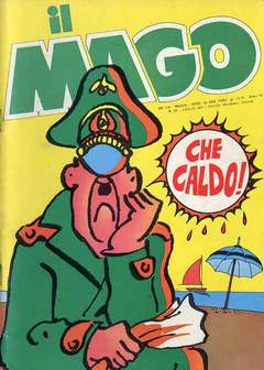 Copertina MAGO n.64 - MAGO                        64, MONDADORI EDITORE