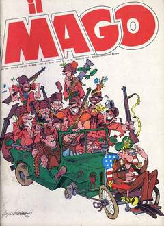 Copertina MAGO n.65 - MAGO                        65, MONDADORI EDITORE