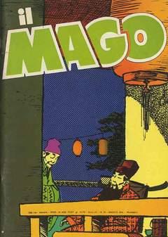 Copertina MAGO n.74 - MAGO                        74, MONDADORI EDITORE