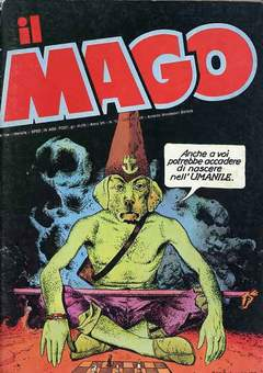Copertina MAGO n.76 - MAGO                        76, MONDADORI EDITORE
