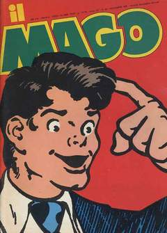Copertina MAGO n.80 - MAGO                        80, MONDADORI EDITORE