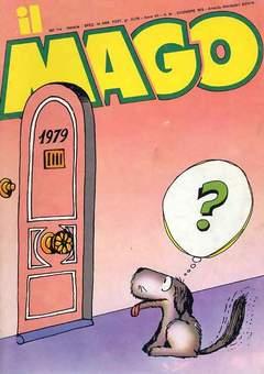 Copertina MAGO n.81 - MAGO                        81, MONDADORI EDITORE