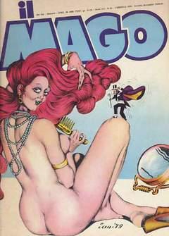 Copertina MAGO n.83 - MAGO                        83, MONDADORI EDITORE