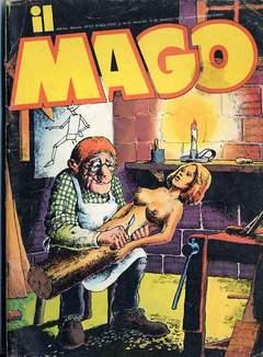 Copertina MAGO n.86 - MAGO                        86, MONDADORI EDITORE