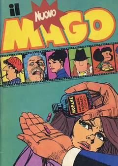 Copertina MAGO n.90 - MAGO                        90, MONDADORI EDITORE