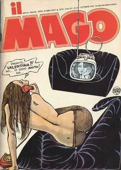 Copertina MAGO n.91 - MAGO                        91, MONDADORI EDITORE