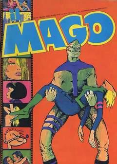 Copertina MAGO n.92 - MAGO                        92, MONDADORI EDITORE