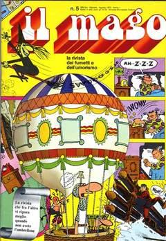 Copertina MAGO n.5 - MAGO                         5, MONDADORI EDITORE
