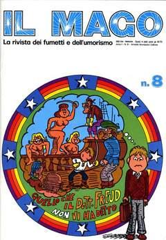 Copertina MAGO n.8 - MAGO                         8, MONDADORI EDITORE
