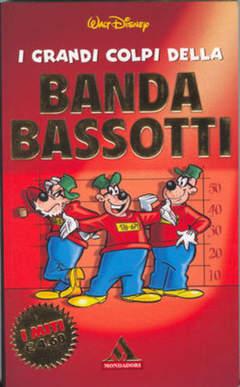 Copertina MITI n.229 - I grandi colpi della Banda Bassotti, MONDADORI EDITORE
