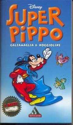 Copertina MITI n.244 - Super Pippo calzamaglia & noccioline, MONDADORI EDITORE